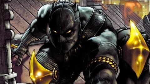 Superhero Origins Black Panther-0