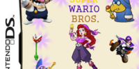 Super Wario Bros. DS