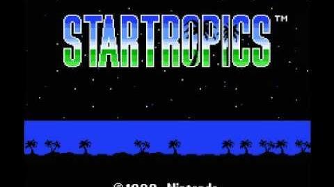 Title Theme (Startropics)