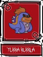 Tubba Bubbla SSBR