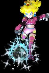 Princess peach test render mario strikers charge by luigimariogmod-d5s25jy