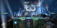 Wily Castle (Smash V)