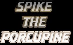 Spike The Porcupine Logo