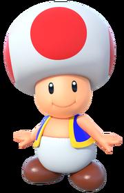 Toad - Mario Party