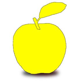Yellow Apple Games Logo