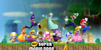 New Super Mario Bros. Lambda