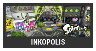 ACL -- Super Smash Bros. Switch stage box - Inkopolis