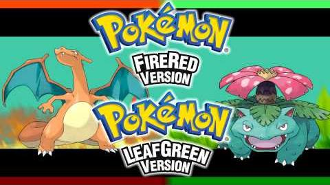 Battle! Trainer -Pokémon FireRed & LeafGreen ~ Arrangement~