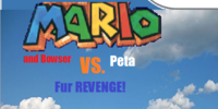 Mario, Bowser & friends vs. PETA: Fur Revenge!