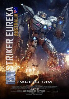 Striker Eureka Poster 2