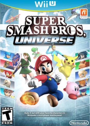 Super Smash Bros Clash Universe