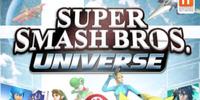 Super Smash Bros Universe Clash