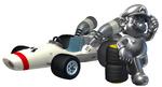 Metal Mario and Kart MK7