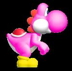 150px-Pink YoshiSMWWii