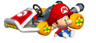 File:Baby Mario Artwork.png