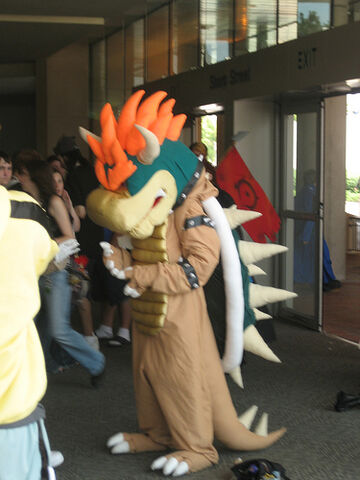 File:Bowser cosplay.jpg