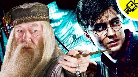 The DUMBLEDORE as Death Theory Explained! (The Dan Cave w Dan Casey)