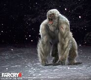 Far Cry 4 DLC Valley of the Yetis concept art by XuZhang (79)