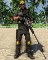 Privateer Sniper Elite