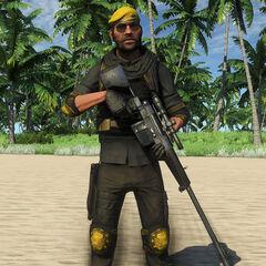 Элитный снайпер