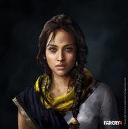 Farcry4 character amita 01 by aadi salman