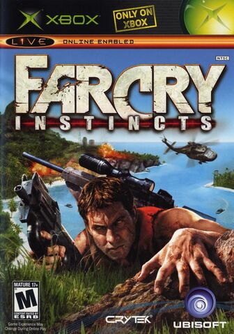 Archivo:2 Far Cry Instincts xbox.jpg