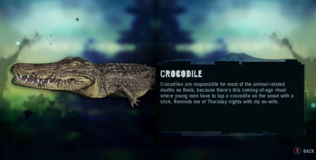 Image - Crocodile1.jpg | Far Cry Wiki | Fandom powered by ...