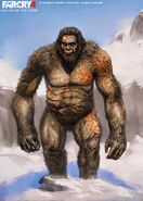 Far Cry 4 DLC Valley of the Yetis concept art by XuZhang (78)