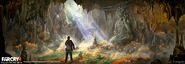Far Cry 4 DLC Valley of the Yetis concept art by XuZhang (32)