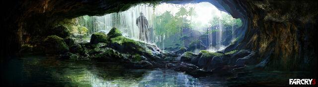 File:Concept Art CaveWaterfall.jpg