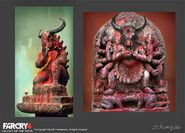 Far Cry 4 DLC Valley of the Yetis concept art by XuZhang (3)