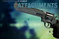 (FC3) .44 Magnum Attachment 1 Extended Barrel