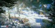 Far Cry 4 DLC Valley of the Yetis concept art by XuZhang (21)