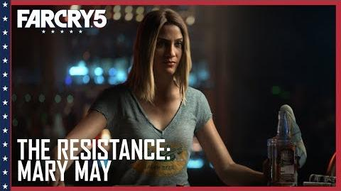 Far Cry 5 Official The Resistance Mary May Trailer Ubisoft US