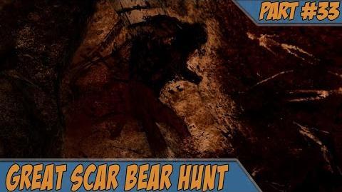 Far Cry Primal Great Scar Bear Hunt 1080p 60HD Part 33