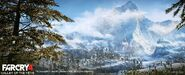 Far Cry 4 DLC Valley of the Yetis concept art by XuZhang (56)