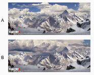 Far Cry 4 DLC Valley of the Yetis concept art by XuZhang (51)