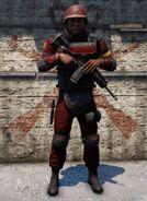 Guard Defender Commander