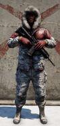 Guard Snow Assaulter Commander