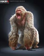 Far Cry 4 DLC Valley of the Yetis concept art by XuZhang (62)