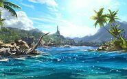 Farcry3 island