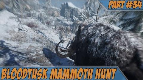 Far Cry Primal Bloodtusk Mammoth Hunt 1080p 60HD Part 34