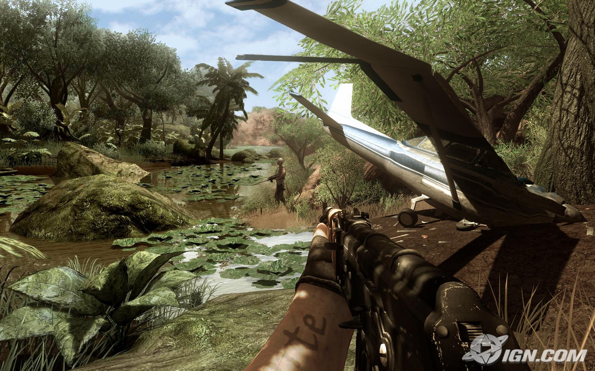 Far cry 2 in 1 2017 2017rusengrepack farcry 1 2