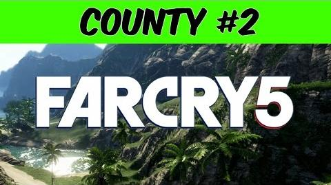 Far Cry 5 Welcome to Hope County 2 Porfirios guarding this channel