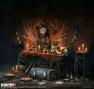 Far Cry 4 DLC Valley of the Yetis concept art by XuZhang (48)