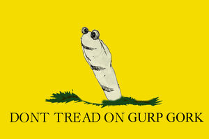 Dont tread on gurp gork