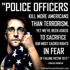 105 police kill more