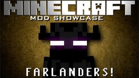 Minecraft Mod Showcase The Farlanders! 1.4