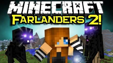 Minecraft - THE FARLANDERS 2 MOD Spotlight! Farlander Rebellion! (Minecraft Mod Showcase)