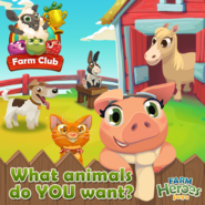 FC What animals do you want!
